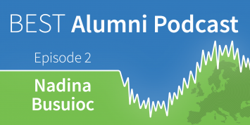 BEST Alumni Podcast Episode 2 - Nadina Busuioc
